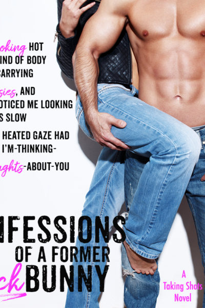 Confessions of a Former Puck Bunny out now!