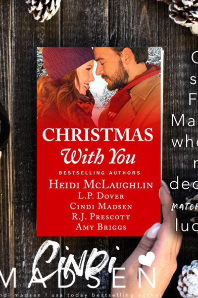 Christmas with You: An Anthology – New Release!
